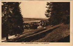 Malbuisson - Vue générale - Malbuisson