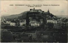 Rougemont - Vue générale - Rougemont