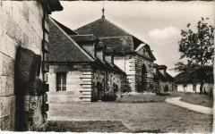 Arc et Senans - Interieur des Anciennes Salines Royales - Arc-et-Senans