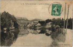 Vallée de La Loue - Le Miroir d'Ornans - Nans