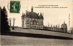Rougemont - Le Chateau de Bournel - Rougemont