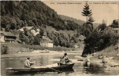 La Verrerie du Bief d'Etoz - Frontiere Franco-Suisse - Bief