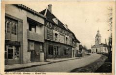 Arc-et-Senans - Grande-Rue - Arc-et-Senans