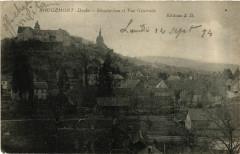 Rougemont - Sénatorium et Vue générale - Rougemont