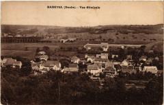 Badevel - Vue générale - Badevel