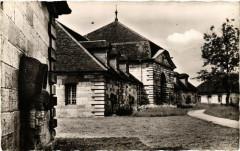 Arc-et-Senans - Interieur des Anciennes Salines Royales - Arc-et-Senans