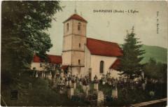 Dampjoux - L'Eglise - Dampjoux