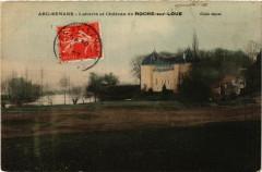 Arc Senans - Laiterie et Chateaude Roche sur Loue - Nans