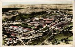Les Usines de Sochaux - Centre de production de la Société - Sochaux