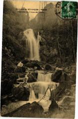 Environs de Besancon-Morre - Cascade du Creux de L'Enter - Morre
