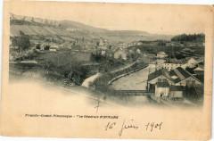 Franche-Comté-Pittoresque - Vue Générale d'Ornans - Nans