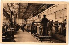 Le Goupe de Production des Automobiles Peugeot a Sochaux-Montbélard - Sochaux