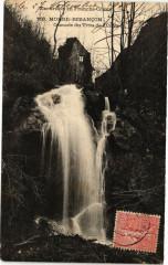 Morre-Besancon - Cascade du Trou de L'Entre - Morre