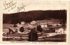Vaux et Chantegrue - La poste - Quartier neuf - Forét du .. - Vaux-et-Chantegrue