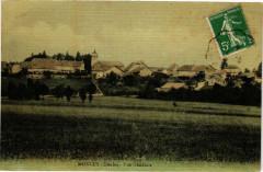 Moncey - Vue Générale - Moncey
