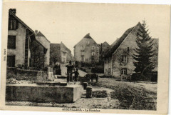 Abrevillers - La Fontaine - Fontain