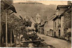 Beure pres Besancon - Le Clocher - Beure