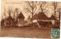 Chateau de Chevroz - Chevroz