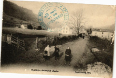 Villars-s.-Dampjoux - Route - Dampjoux