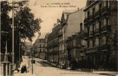 Luxeuil-les-Bains - Rue des Thermes et Modern Hotel - Luxeuil-les-Bains