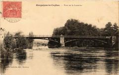 Bourguignon-les-Conflans - Pont sur la Lanterne - Bourguignon-lès-Conflans