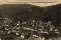 Plancher-les-Mines - L'Entrée du Village et les Usines Laurent - Plancher-les-Mines
