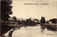 Champlitte - Les Crignottes - Champlitte
