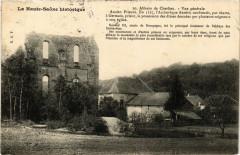 Cherlieu - Abbaye de Cherlieu - Vue générale - Bay