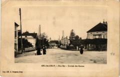 Arc-les-Gray - Rue Bec - Croisée des Routes - Arc-lès-Gray