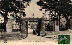 Champlitte - Hotel de Ville de Champlitte - Champlitte