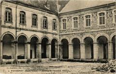Faverney - Cloitres de l'ancienne Abbaye - Faverney