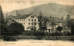 Fresse - Le Tissage - Fresse