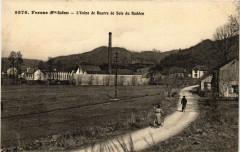 Fresse - L'Usine de Bourre de Soie du Raddon - Fresse