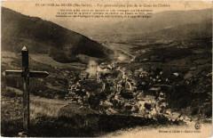 Plancher-les-Mines - Vue générale prise pres de La Croix Choléra - Plancher-les-Mines