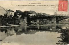 Bourguignon-les-Conflans - Vue générale - Pont sur la Lanterne - Bourguignon-lès-Conflans