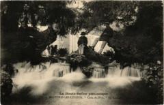 Breuches-les-Luxeuil - Coin du Parc - La Cascade - Breuches