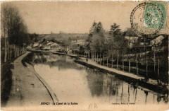 Ormoy - Le Canal de la Saone - Ormoy
