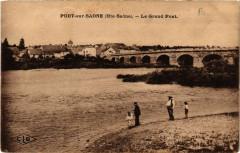 Port-sur-Saone - Le Grand Pont - Port-sur-Saône