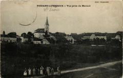 Noidans-le-Ferroux - Vue prise du Maraud - Noidans-le-Ferroux
