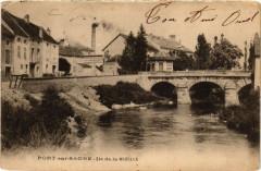 Port-sur-Saone - Ile de la Rezelle - Port-sur-Saône