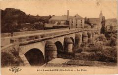 Port-sur-Saone - Le Pont - Port-sur-Saône
