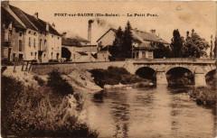 Port-sur-Saone - Le Petit Pont - Port-sur-Saône
