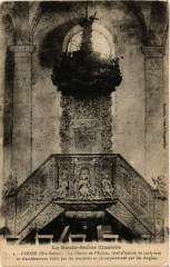 Fresse - La Chaire de Eglise - Fresse