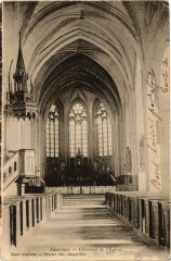 Faverney - Intérieur de Eglise - Faverney
