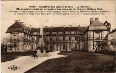 Champlitte - Le Chateau - Champlitte