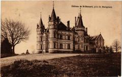 Baignes - Chateau Saint-Bernard - pres de Baignes - Baignes