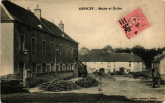 Arbecey Mairie et Ecole - Arbecey