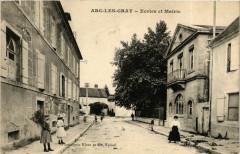 Arc-les-Gray Ecole et Mairie - Arc-lès-Gray
