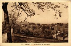 Gtm - Faverney - Vue générale de Saint-Remy - Faverney