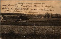 Baulay - Vue générale - Le Pont sur-la Saone - Baulay